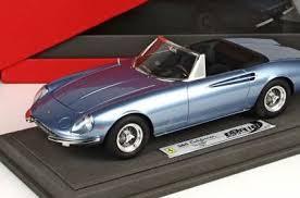 california model car 1966 365 california model car by bbr 1 18 scale legacy