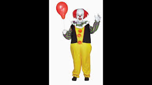 spirit halloween 2015 sneak peeks md pennywise ls anime clown