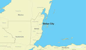 south america map belize where is belize city belize belize city belize map