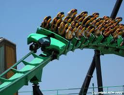 Goldrusher Six Flags Magic Mountain Six Flags Magic Mountain Riddler U0027s Revenge 814riddler3 Jpg