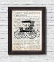 Urban Dictionary Soup Kitchen - old auto seat buggy dictionary horse carriage art auto seat