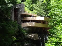 Falling Water House by File Fallingwater Kaufmann Residence By Frank Lloyd Wright 26