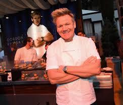 la meilleure cuisine du monde les chefs anglais pas contents de la liste gordon ramsay n a pas