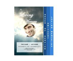 funeral booklet templates template funeral booklet template