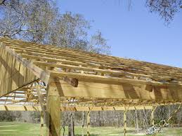 Pole Barn Roofing Pole Barn Construction Basics