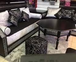 photo canapé marocain où trouver un salon marocain moderne 2017 salon deco marocain