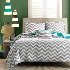 Teal Blue And Lime Green Bedspreads Comforter White Blue Green Delboutree Charcoal Turquoise Bedding