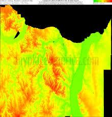 Elevation Map Of Michigan by Free Franklin County Missouri Topo Maps U0026 Elevations