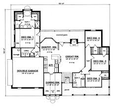 plan42 plan 42 123 houseplans com love the bays could extend utility
