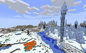 igloo ice spikes and a hard to find igloo minecraft seed hq