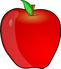 apple cartoon another apple clip art free vector 4vector