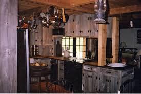 Barnwood Kitchen Cabinets Koranda Companies Inc Custom Cabinets And Tops