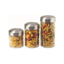 28 4 pc glass kitchen canister set 217394 accessories 4 pc glass kitchen canister set 217394 accessories 3pc 4pc canister set stainless steel coffee tea