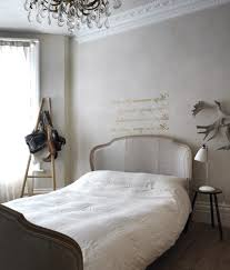 french country bedroom bedroom farmhouse with gray table lamp