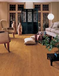 Floors For Living by Decorating Cool Bamboo Carbon Shaw Flooring Plus Cozy Sofa And