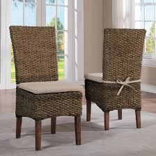 woven leaf side chair by riverside furniture wolf and gardiner