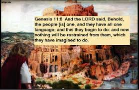 the tower of babel bible story verses u0026 meaning