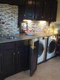Laundry Room In Kitchen Ideas Laundry In Kitchen Design Ideas Google Search Potting Bench