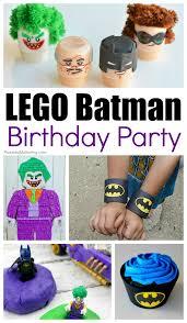 batman birthday party ideas awesome lego batman birthday party ideas