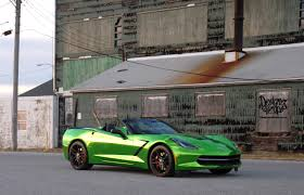 corvette stingray green designer wraps u2013 custom vehicle wraps fleet wraps color changes
