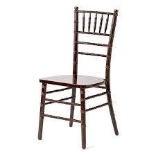 mahogany chiavari chair chiavari chair rental denver colorado