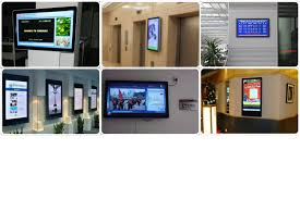 customized product commercial display em ad32