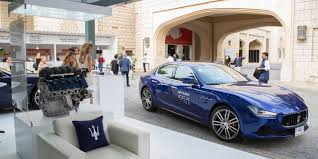 maserati dubai maserati demonstrates commitment to supporting the arts through