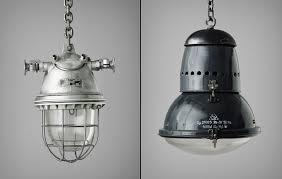 Vintage Industrial Light Fixtures Vintage Industrial Lights By Matt Szaplonczai Busho Studio