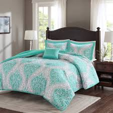 plain teal bedspreads and comforters turquoise bedding comforter