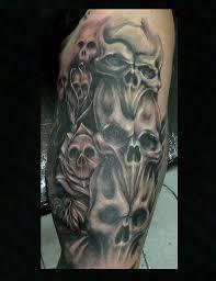skulls freehand skulls done by mr in bena flickr