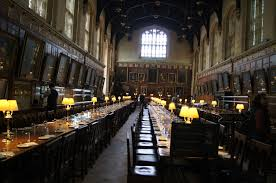 Hogwarts Dining Hall by Hogwarts Hall Thompson U0027s Travels