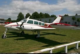 cessna 320 skyknight untitled aviation photo 0252175