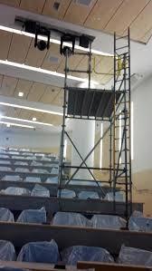 cooper medical of rowan university auditorium lights