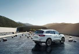 renault suv koleos renault koleos introduced to the market next to captur and kadjar