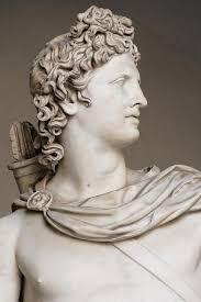 greek gods statues apollo