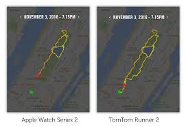 Map Running Route by The Ultimate Runner U0027s Review Of Apple Watch Series 2