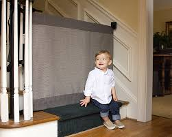 thestairbarrier wall to banister safety gate u0026 reviews wayfair