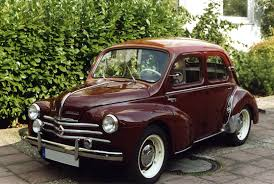 1959 renault 4cv tous les modèles renault