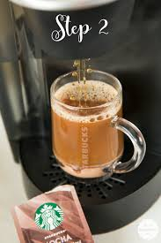 celebrate new starbucks caffé latte k cups love these flavors