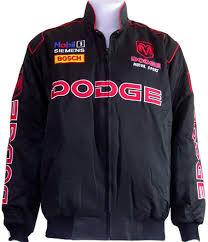 dodge charger clothing mjdg7023 dodge motor sport car racing jacket black m 3xl car