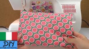 cucire un cuscino spiegazione come cucire un cuscino cucire con la macchina da
