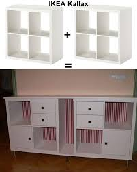 Kallax Filing Cabinet 45 The Best Ikea Kallax Hacks That Are Spellbindingly Pretty And