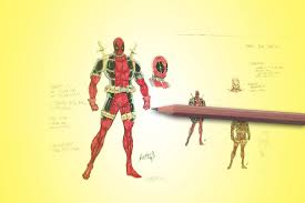behind the creation of deadpool rob liefeld interview complex
