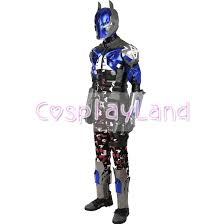 Halloween Knight Costume Shop Video Game Batman Arkham Knight Cosplay Costume
