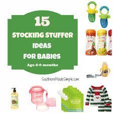 Stocking Stuffers Ideas Stocking Stuffer Ideas For Babies