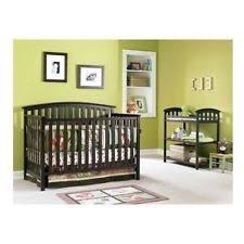 Graco Freeport 4 In 1 Convertible Crib Graco Freeport 4 In 1 Convertible Crib Cherry Ebay