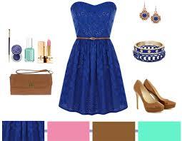 oasis broderie bandeau royal blue dress jimmy choo cosmis leather