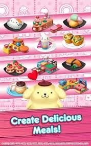 kitty food town 1 9 mod money apk android