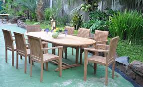 Used Outdoor Furniture Clearance by Magnificent Teak Wood Patio Furniture Set Designs U2013 Smith And