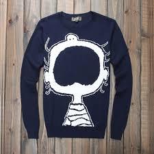 iceberg sweater bnwt s iceberg sweater pullover slim sleeve jumper